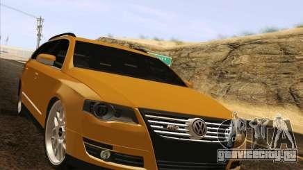 Volkswagen Passat B6 Variant для GTA San Andreas