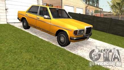 Admiral Taxi для GTA San Andreas