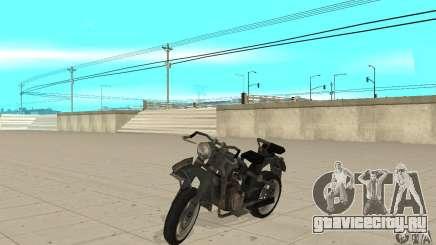 Bike Wolfenstein для GTA San Andreas