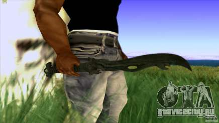 Chinese Knife from Far Cry 3 для GTA San Andreas