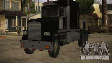 Linerunner из GTA 3 для GTA San Andreas