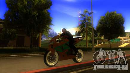 Honda CBR 600RR evo 2005 для GTA San Andreas