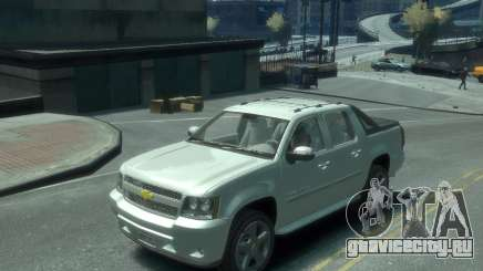 Chevrolet Avalanche Version Pack 1.0 для GTA 4