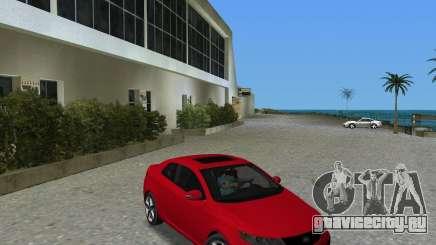 Kia Forte Coupe для GTA Vice City