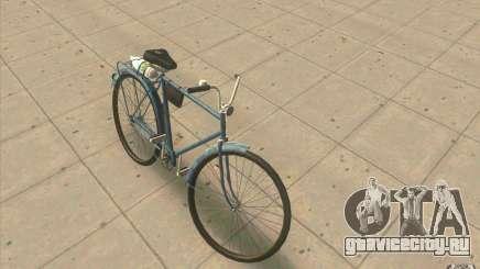 Велосипед Урал - Грязная версия для GTA San Andreas