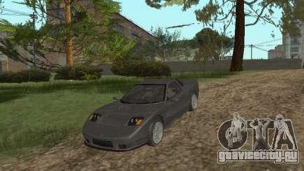 Cheetah из ГТА 4 для GTA San Andreas