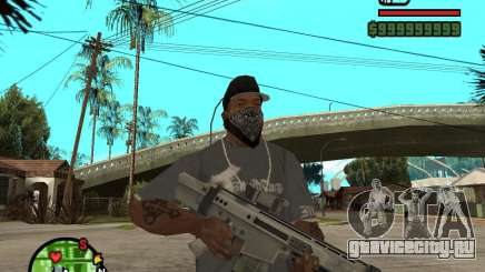 ARC с тепловизором для GTA San Andreas