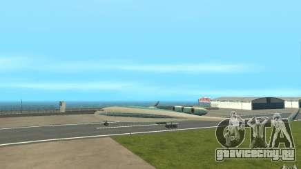 Boeing 797 BWB для GTA San Andreas