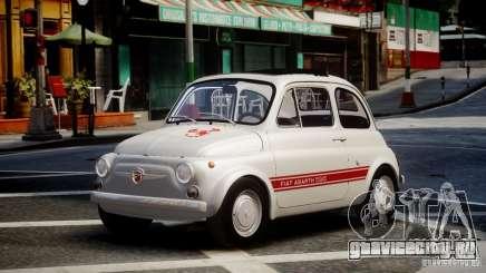 Fiat Abarth 595 SS 1968 для GTA 4