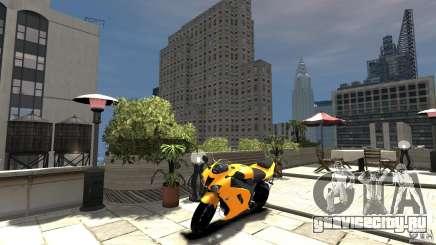 Kawasaki Ninja ZX6R 2008 Beta для GTA 4