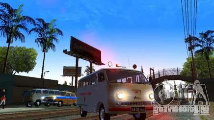 РАФ-977ИМ Скорая для GTA San Andreas