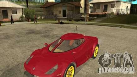 Lancia Stratos Fenomenon для GTA San Andreas