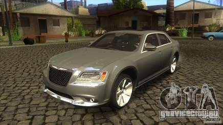 Chrysler 300 SRT-8 2011 V1.0 для GTA San Andreas