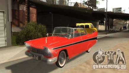 Plymouth Belvedere Sport sedan для GTA San Andreas