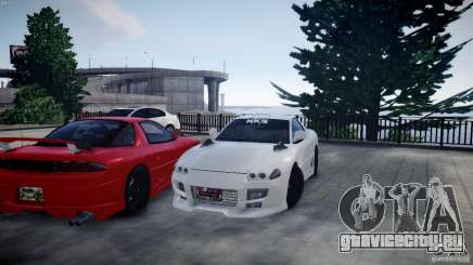 Mitsubishi 3000GT ST для GTA 4