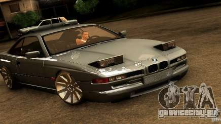 BMW 850 CSI для GTA San Andreas