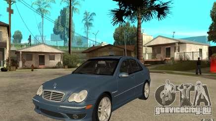 Mercedes-Benz C32 AMG 2003 для GTA San Andreas