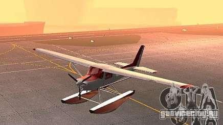 Cessna 152 водный вариант для GTA San Andreas