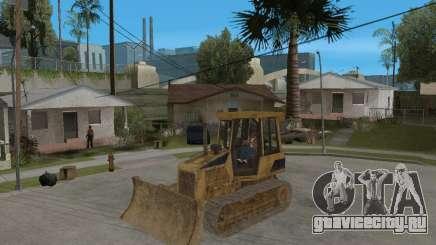 Бульдозер из COD 4 MW для GTA San Andreas