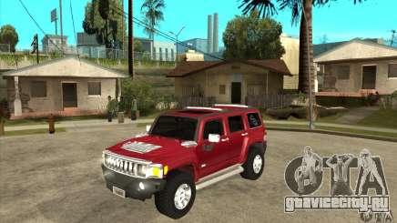 Hummer H3 для GTA San Andreas