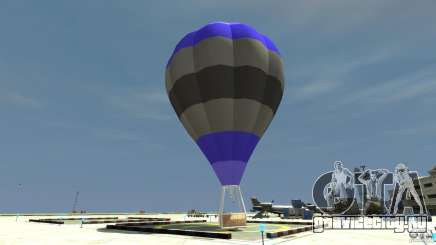 Balloon Tours option 8 для GTA 4
