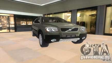 Volvo XC90 для GTA Vice City