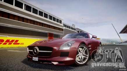 Mercedes-Benz SLS AMG 2010 [EPM] для GTA 4