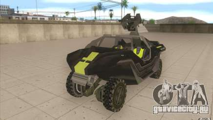 Halo Warthog для GTA San Andreas