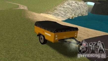 МАЗ 8114 Зубренок для GTA San Andreas