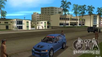 Mitsubishi Lancer Evo VI для GTA Vice City