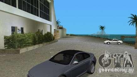 BMW M6 для GTA Vice City