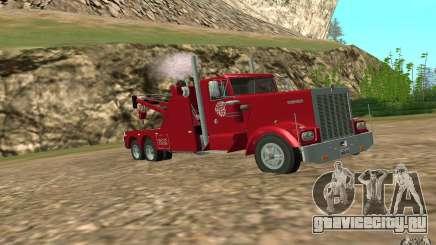 Kenworth Towtruck для GTA San Andreas