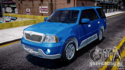 Lincoln Navigator 2004 для GTA 4