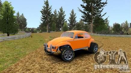 Baja Volkswagen Beetle V8 для GTA 4