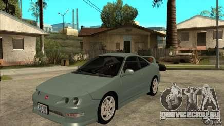 Acura Integra Type-R - Stock для GTA San Andreas