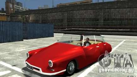 Citroen ID 19 для GTA 4
