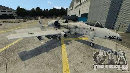 A-10A Thunderbolt II для GTA 4