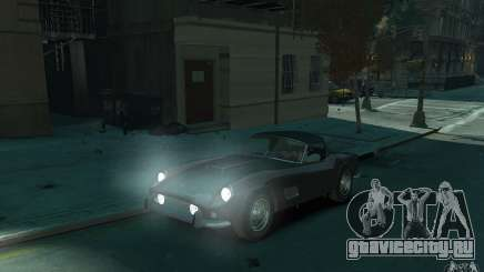 Ferrari 250 GT California для GTA 4