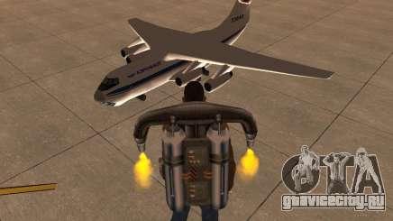 Ил-76 для GTA San Andreas