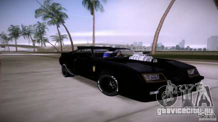 Ford Falcon GT Pursuit Special V8 Interceptor (XB) 1979 для GTA Vice City