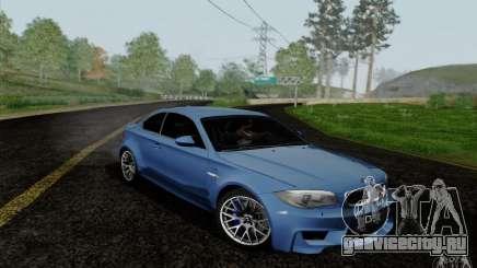 BMW 1M 2011 V3 для GTA San Andreas