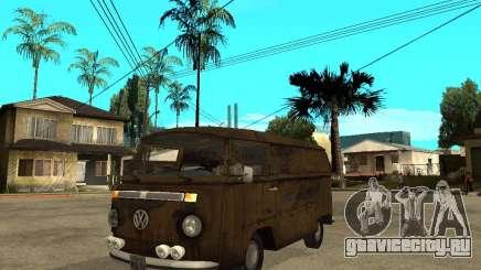 VW Transporter T2 1967 для GTA San Andreas
