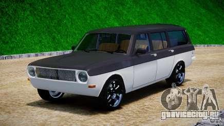 ГАЗ 24-12 1986-1994 Tuning для GTA 4