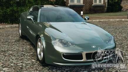 Daewoo Bucrane Concept 1995 для GTA 4