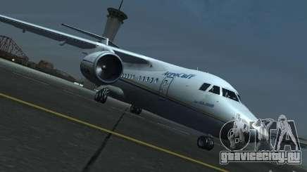 Антонов Ан-148 Aerosvit Ukrainian Airlines для GTA San Andreas