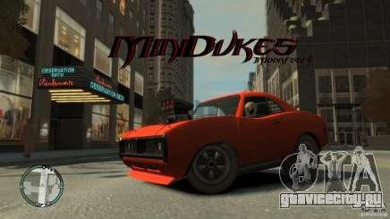 Mini Dukes для GTA 4