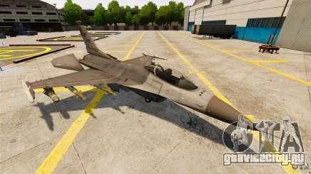 F-16C Fighting Falcon для GTA 4
