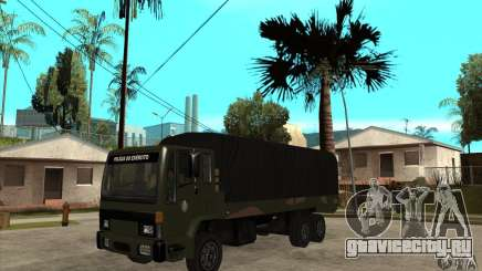 DFT-30 Brazilian Army для GTA San Andreas