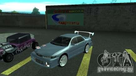 Toyota Carina ED  DRFT для GTA San Andreas