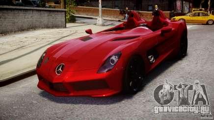 Mercedes-Benz SLR McLaren Stirling Moss [EPM] для GTA 4